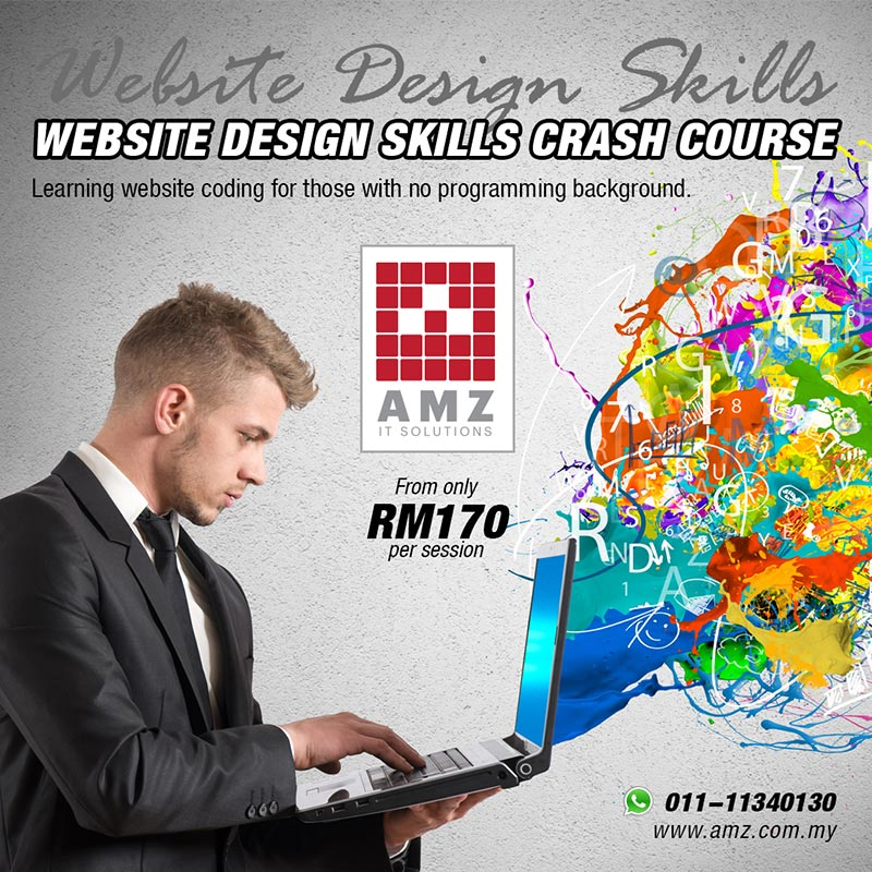 Web Coding Class by AMZ IT Solutions