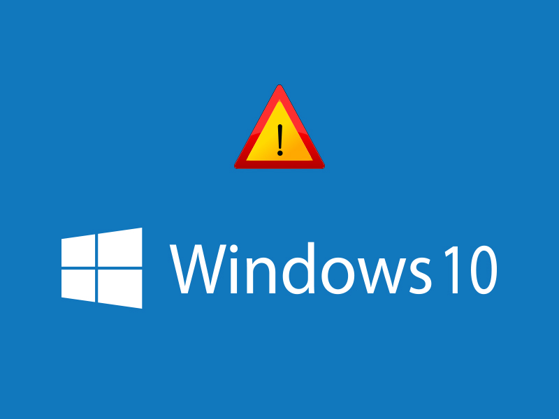 Warning Issued For Windows 10 Users